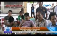 Blood Donation Activity ng Iglesia Ni Cristo isinagawa sa Sta Rosa Laguna