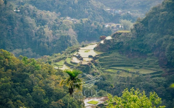 Landmarks sa Banaue Rice Terraces!