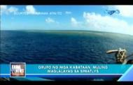 Muling Pagbisita sa Spratly Island, Plano ng Isang Grupo ng Kabataan