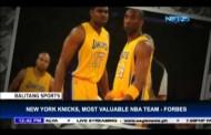 New York Knicks, Most Valuable NBA Team