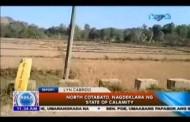 North Cotabato, Nagdeklara ng State of Calamity