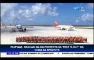 Pilipinas, nagsampa ng pormal na protesta laban sa China