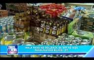 Presyo ng mga pangunahing bilihin, hindi bababa