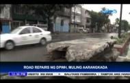 Proyekto ng DPWH magdudulot ng matinding trapik