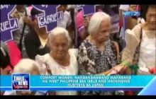 Comfort Women, humihingi ng hustisya