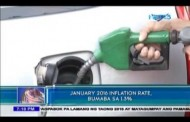 Inflation rate, bumaba sa 1.3%