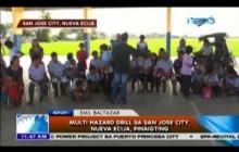 Multi Hazard Drill sa San jose City, Nueva Ecija, pinaigting