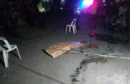 Lalaki patay matapos pagbabarilin sa Bagong Silang Caloocan