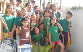 Clean up drive ng mga kabataan ng Barangay Banga Meycauayan City, matagumpay na naisagawa