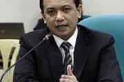 Pang. Duterte hinamon ni Sen. Trillanes na ilabas ang mga katibayan ng umano'y pag- extort niya ng pera sa mga negosyante