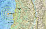 Chile, niyanig ng magnitude 7.1 na lindol