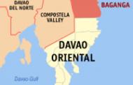 Intensity 5 na lindol, naramdaman sa Davao Oriental