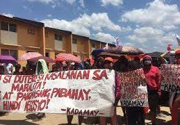 Imbestigasyon ng Senado sa pag-okupa ng KADAMAY sa Pandi, Bulacan housing project aarangkada na ngayong araw