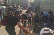 Eagle Broadcasting Corporation, pinangunahan ang clean up drive sa Obando, Bulacan