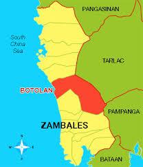 Zambales, niyanig ng magnitude 4.1 na lindol