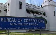 Mahigit 100 inmates at dalawang empleyado ng Bureau of Corrections, nagpositibo sa paggamit ng shabu