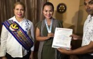 NET25 News anchor na si Ms. Gel Miranda, tumanggap ng parangal mula sa United Nations