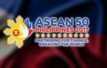 Pagdiriwang ng ASEAN 50th Founding Anniversary sa Pilipinas, all set na