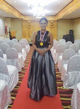 """NET 25 News Anchor Gelmi Miranda tumanggap ng parangal mula sa """"Sultanate of Sulu"""""""