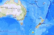 6.1 magnitude Undersea earthquake, naramdaman sa Timugang bahagi ng New Zealand