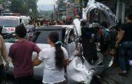 4 na ang patay sa aksidente sa Batasan- San Mateo Road, Quezon City
