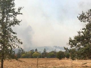 10 patay sa wildfire sa California