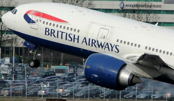 Biyahe ng eroplano ng British airways, naantala dahil sa surot