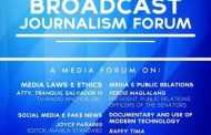 Broadcast Journalism forum, pinangunahan ng Eagle Broadcasting Corporation