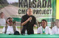 Kalsada project ng Palawan local government, sisimulan na