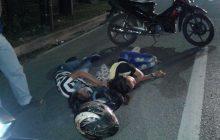 Apat sugatan sa salpukan ng dalawang motor sa San Jose Del Monte, Bulacan