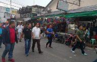 Clearing operations sa mga illegal vendor isinagawa sa Biñan, Laguna