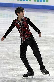 Figure skater Michael Martinez, nasa South Korea na para sa Winter Olympics