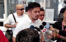 Duterte supporter at dating Manila councilor Greco Belgica, nagsumite sa DOJ ng mga dagdag ebidensya laban sa mga author ng DAP