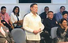 Kumpirmasyon ni Health Secretary Francisco Duque, lusot na sa Commission on Appointments