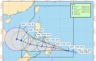 Signal #2, itinaas ng PAGASA sa Surigao del Sur dahil sa bagyong Basyang. Klase sa Surigao del Norte, sinuspinde