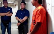 Hinihinalang miyembro ng NPA at manugang ng isang NDF consultant, sumalang sa inquest proceedings sa DOJ