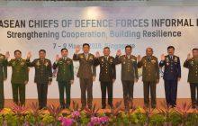 Asean Defense foreign ministers, napagkasunduan ang kahalagahan ng seguridad at kapayapaan sa South China Sea