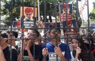 Pagbibitiw ni Justice Secretary Vitaliano Aguirre, ipananawagan ng grupong Akbayan
