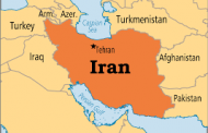 Iran, niyanig ng magnitude 5.4 na lindol