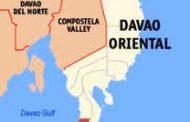 Governor Generoso, Davao Oriental, niyanig ng 3.4 magnitude na lindol