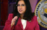 Chief Justice on-leave Maria Lourdes Sereno, nanindigang isinumite ang lahat ng kanyang SALN
