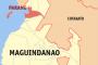 3 katao sa Maguindanao, patay sa checkpoint kaugnay sa Election gunban