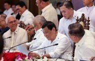 Moderate satisfaction rating ng mga Cabinet oficials sa SWS Survey, magsisilbing babala- Malakanyang