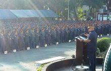 Pamamaalam ni PNP Chief General Ronald dela Rosa sa PNP, naging emosyonal