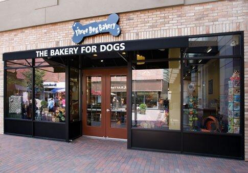 Dog Bakery sa Amerika