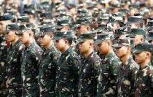 Pagtatalag sa AFP bilang mga Law Enforcer ngayong Election period,  sinang-ayunan ng Malakanyang