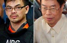 DOJ, sisimulan bukas ang Preliminary investigation sa kasong iligal na droga laban sa mga Drug personalities na sina Espinosa at Lim