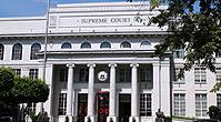 Korte Suprema, binalaan ang mga manggugulo sa oath-taking ng mga bagong abogado