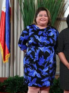 Katherine de Castro, mananatili pa rin sa DOT- Sec. Berna Puyat