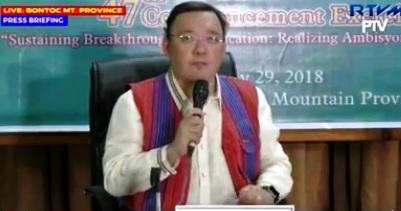 BBL, posibleng hindi na sesertipikahang urgent bill ni Pangulong Duterte- ayon sa Malakanyang